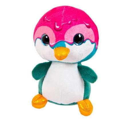 Серия Сладкая глазурь игрушка мягкая Пингвин 16 см., в подарочном мешочке. ABtoys