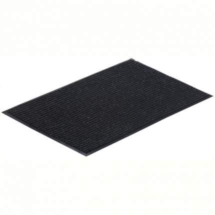 """Коврик входной """"OfficeClean"""", 60x90 см, черный"""