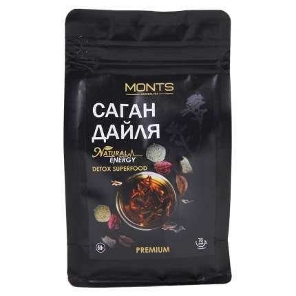 """Чай Monts """"Саган Дайля Премиум"""", травяной, 50 гр"""