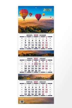 Календарь ND Play на 2021 год. Прованс (квартальный)