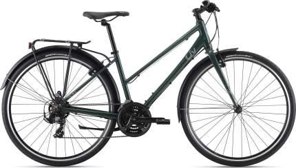 Велосипед Liv Alight 3 City 2021 S trekking green