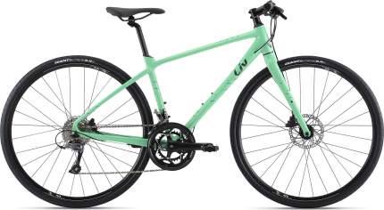 Велосипед Liv Thrive 3 2021 S neo mint