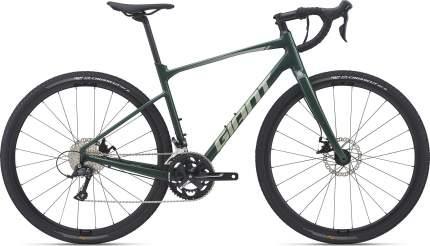 Велосипед Giant Revolt 2 2021 L trekking green