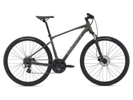 Велосипед Giant Roam 4 Disc 2021 L moss green