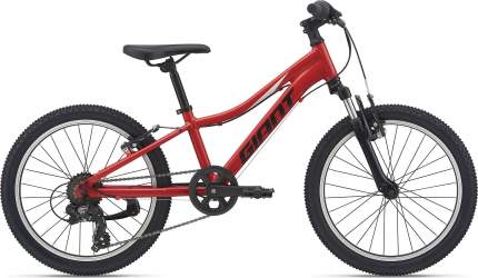 Велосипед Giant XtC Jr 20 2021 One Size pure red