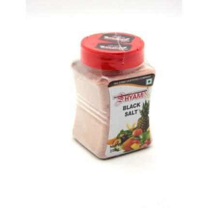 Индийские специи. Black Salt.Черная соль, 250 гр., Пластиковая банка