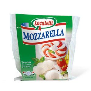 Сыр Mozzarella Locatelli Ball рассольный 45%