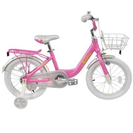 Детский велосипед Тесh Теаm Мilеnа 16 2020, розовый