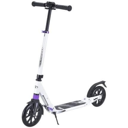 Самокат Tech Team City Scooter белый