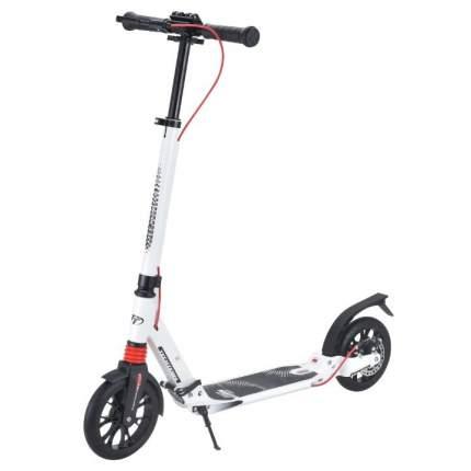 Самокат Tech Team City Scooter Disk Brake белый