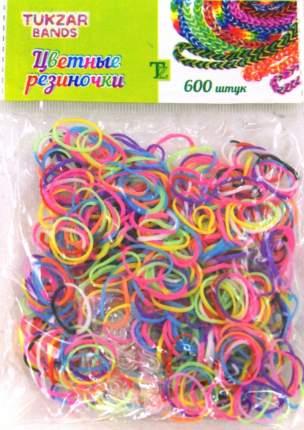 Набор резиночек для плетения браслетовTUKZAR цветные 300шт
