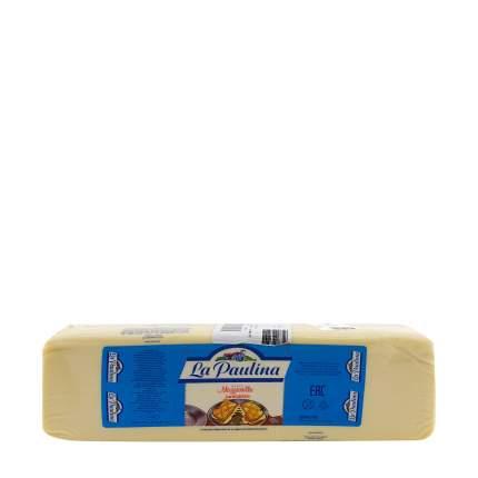 Сыр La Paulina Моцарелла 41% бзмж