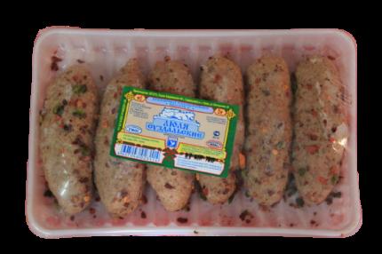 Люля-кебаб свино-говяжий Суздальские полуфабрикаты замороженный -500 г