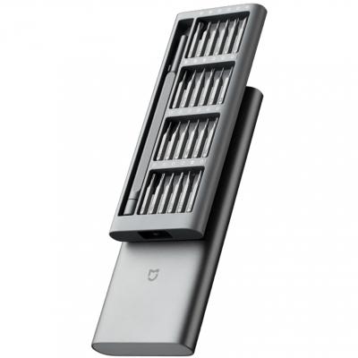 Набор отверток Xiaomi Precision Screwdriver Kit (серый)