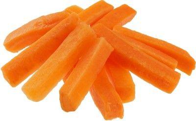 Морковные палочки Белая Дача 100 г