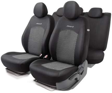 Комплект чехлов на сиденья JACQARD, материал жаккард JAC-1102 SKYNET