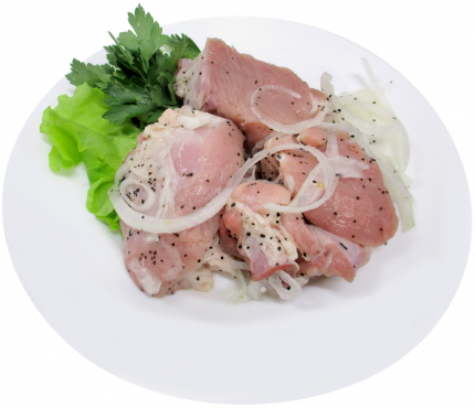 Шашлык свиной Лента охлажденный