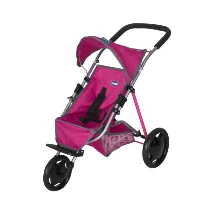 Трехколесная коляска для кукол Chicco JR Active3 Purchair HTI