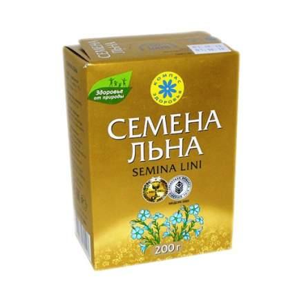 Семена Льна Компас здоровья 200 г