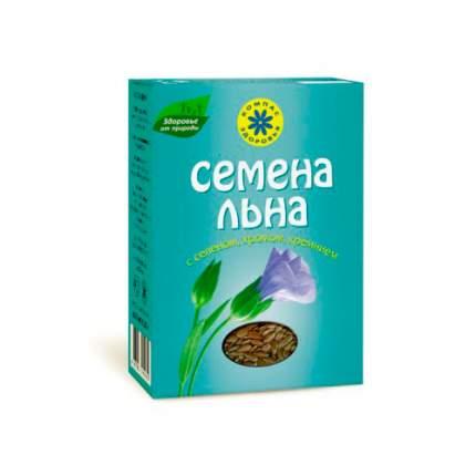 Семена льна с селеном, хромом, кремнием Компас здоровья 200 г