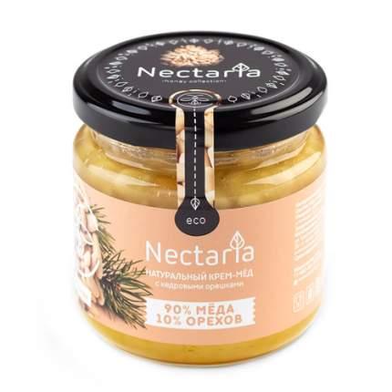 Крем-мёд с кедровым орехом Nectaria 230 г