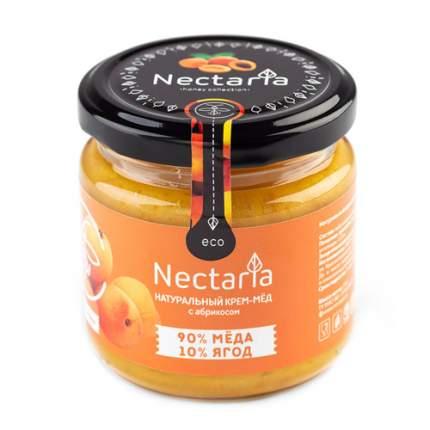 Крем-мёд с абрикосом Nectaria 230 г