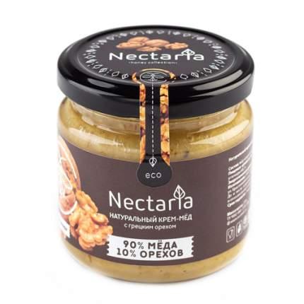 Крем-мёд с грецким орехом Nectaria 230 г