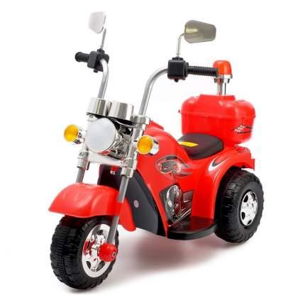 Электромобиль Чоппер, цвет красный Sima-Land