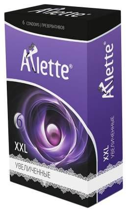 Презервативы Arlette XXL увеличенного размера 6 шт.