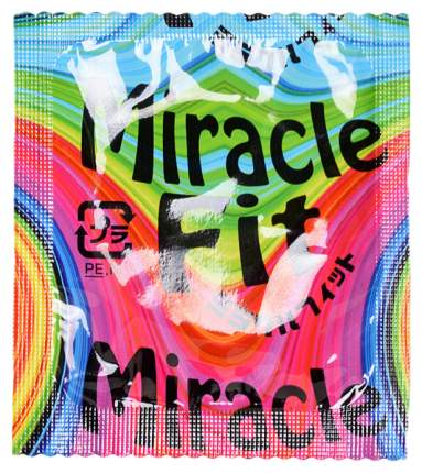 Презервативы Sagami Miracle Fit 5 шт.