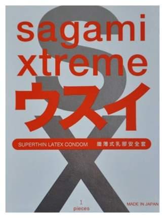 Ультратонкий презерватив Sagami Xtreme Superthin 1 шт.