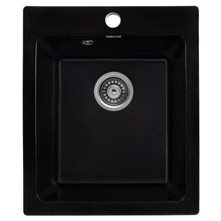 Мойка для кухни гранитная Gerhans А10-25 оникс