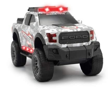 Машинка Dickie Ford F150 Raptor Scout со световыми и звуковыми эффектами, 33 см