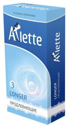 Презервативы Arlette Longer с продлевающим эффектом 12 шт.