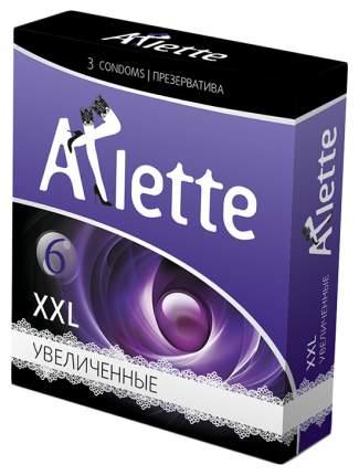Презервативы Arlette XXL увеличенного размера 3 шт.
