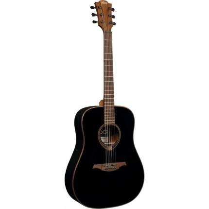 Акустическая гитара LAG GLA T118 D-BLK