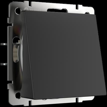 Вывод кабеля черный матовый WL08-16-01