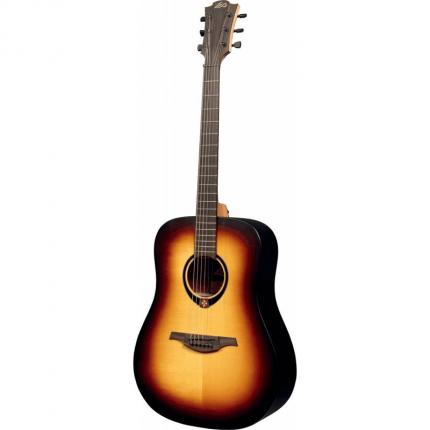 Акустическая гитара LAG T70D BRB