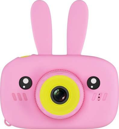Фотоаппарат цифровой компактный GSMIN Fun Camera Rabbit Pink