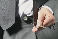 Держатель для бейджей DURABLE роликовый до 80 см., с кольцом, с клипом, антрацит, цена за