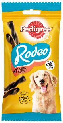Лакомство для собак Pedigree , косичка, говядина, 123г,