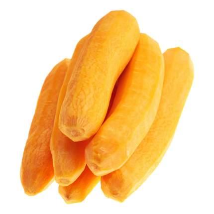 Морковь очищенная 1 кг