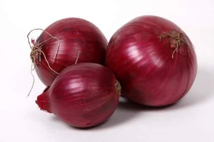 Лук красный в сетке ~1 кг