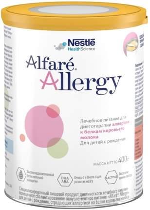Молочная смесь Alfare Allergy от 0 до 12 мес. 400 г