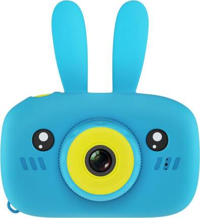 Фотоаппарат цифровой компактный GSMIN Fun Camera Rabbit Blue