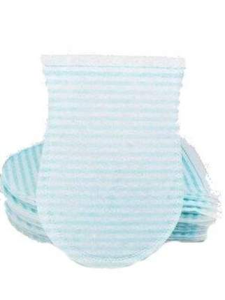 Пенообразующие рукавицы Abena пропитанные pH-нейтральным мылом DISPOBANO Glove 20 шт.