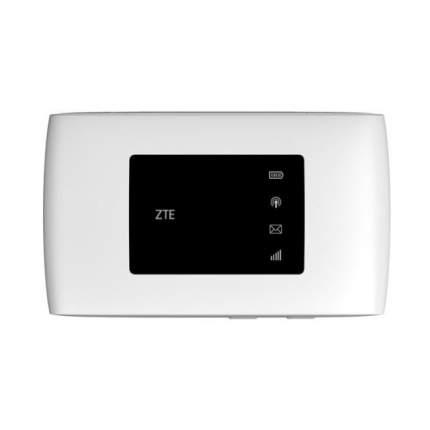 Мобильный роутер ZTE MF920 White
