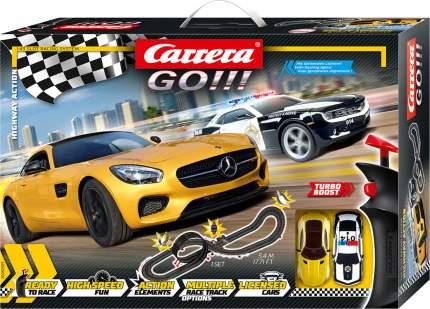 Автотрек Carrera Go!!! Highway Action