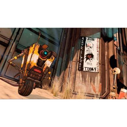 Игра Borderlands 3 для PlayStation 4