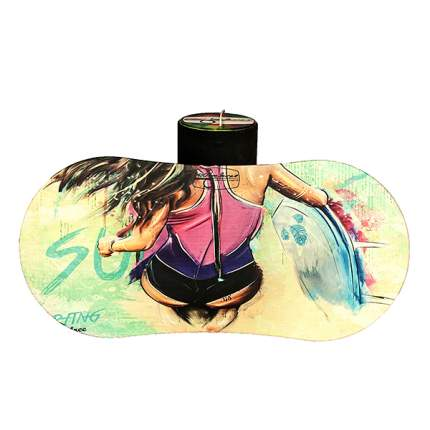 Балансборд Pro Balance Surf Eight GS разноцветный